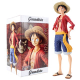One Piece Monkey D Luffy Figure Model Collectible