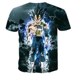 Dragon Ball Z Vegeta Prince of All Saiyans T-Shirt