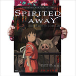 Spirited Away Classic Vintage Film Poster