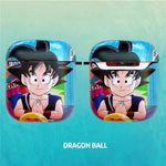 Dragon Ball Z Kid Goten Peace AirPod Case