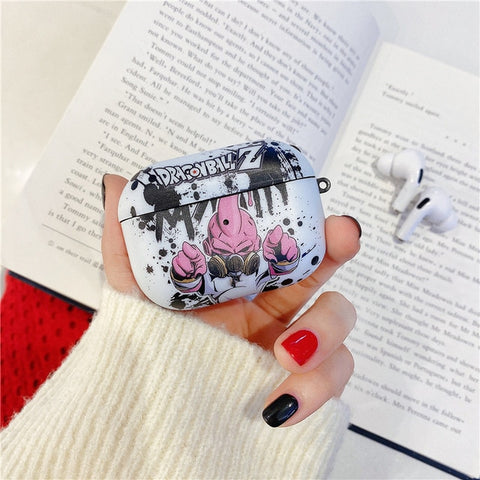 Dragon Ball Z Majin Buu AirPod Pro Case