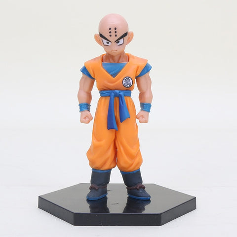 Dragon Ball Z Krillin Fighter Figure Model