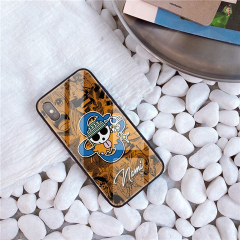 One Piece Nami Jolly Roger iPhone Case