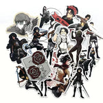 Attack on Titan Stickers 42 pieces