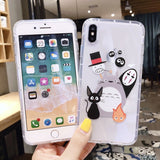 Studio Ghibli Spirited Away No Face iPhone Phone Case