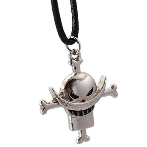 One Piece Edward Newgate Whitebeard Pendant Necklace