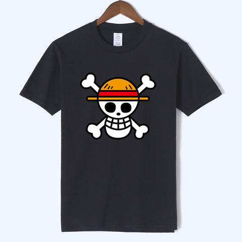 One Piece Straw Hat Pirates Jolly Roger T-Shirt
