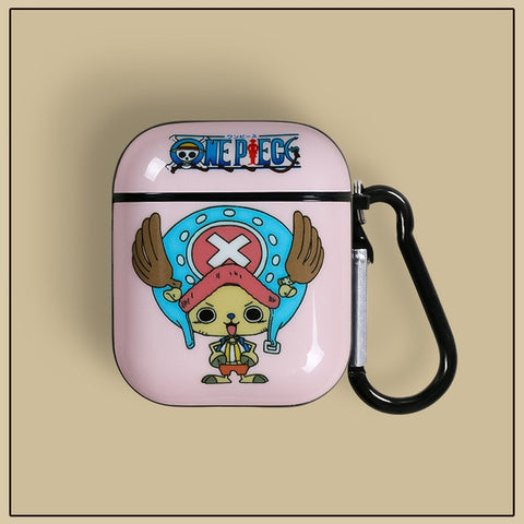 One Piece Standing Tony Tony Chopper AirPod Case