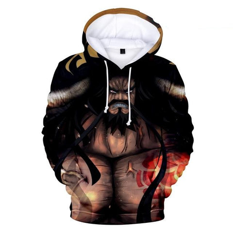 One Piece Kaido Of The Beasts Hoodie