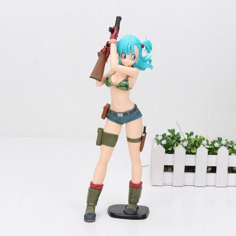 Dragon Ball Z Bulma Bikini Figure Model