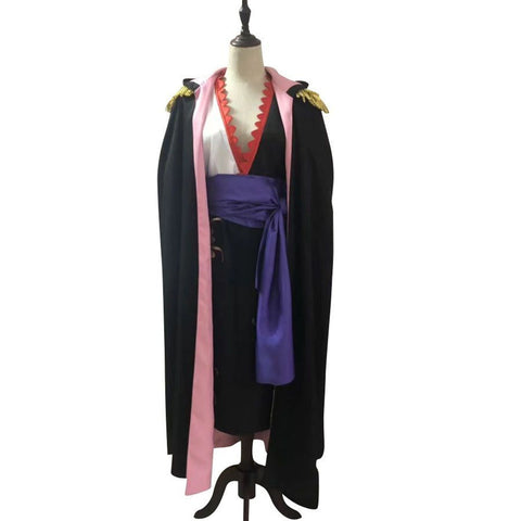 One Piece Boa Hancock Cidre Guild Arc Cosplay Costume