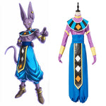 Dragon Ball Z Beerus Cosplay Costume