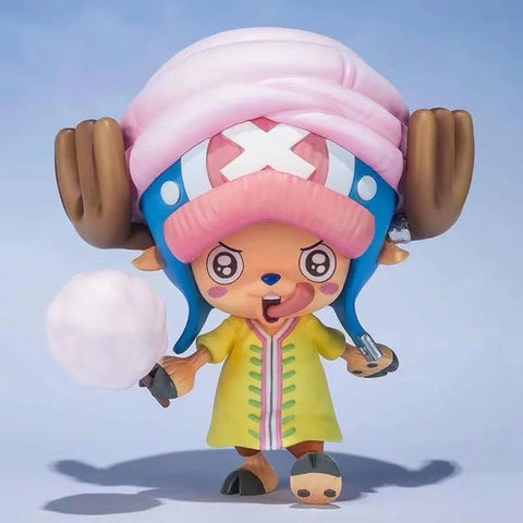One Piece Tony Tony Chopper Cotton Candy Action Figure