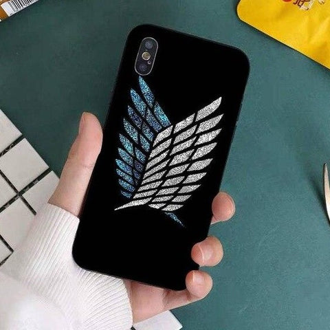 Attack on Titan Survey Corps iPhone Case