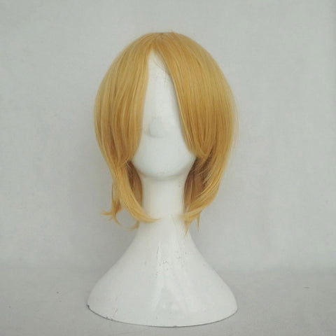 Hunter x Hunter Kurapika Wig Cosplay