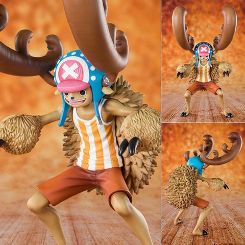 One Piece Tony Tony Chopper Horn Point After Timeskip Action Figure