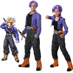Dragon Ball Z Trunks Cosplay Costume