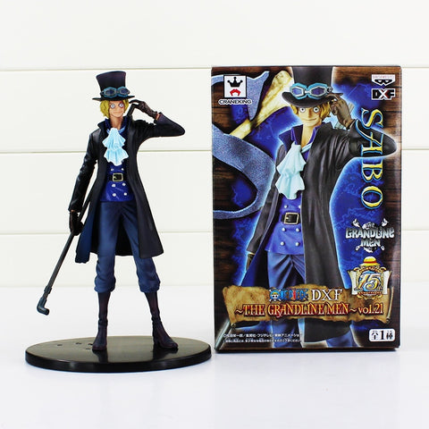 One Piece Sabo Action Figure Model