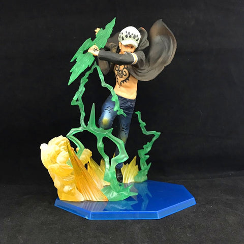 One Piece Trafalgar D Water Law Ope Ope no Mi Figurine Model