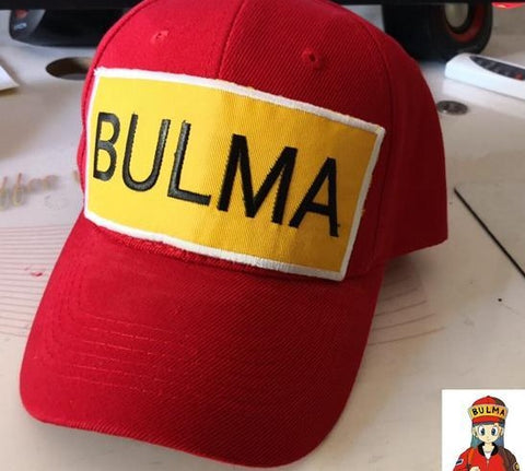 Dragon Ball Z Bulma Cosplay Hat
