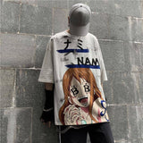 One Piece Nami Streetwear T-Shirt