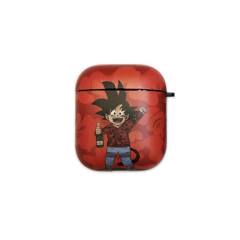 Dragon Ball Z Kid Goku Tail AirPod Case