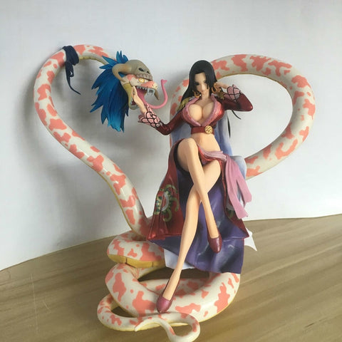 One Piece Boa Hancock Salome Statue