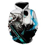 One Piece Roronoa Zoro Pirate Hoodie