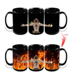 One Piece Portgas D. Ace Color Changing Mug Cup