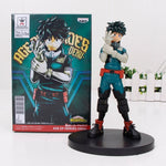 My Hero Academia Izuku Midoriya Ready For Battle Action Figure Model