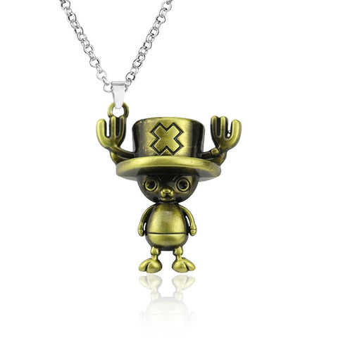 One Piece Tony Tony Chopper Pendant Necklace