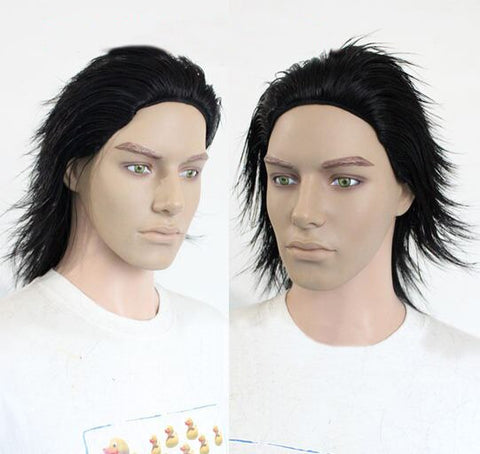One Piece Monkey D. Dragon Cosplay Wig