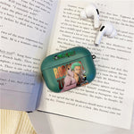 One Piece Green Roronoa Zoro AirPod Pro Case