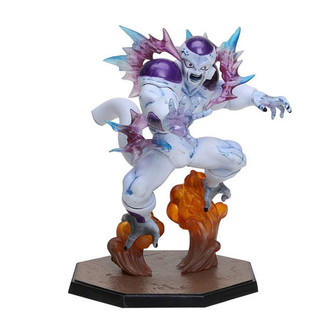 Dragon Ball Z Frieza Scared Action Figure