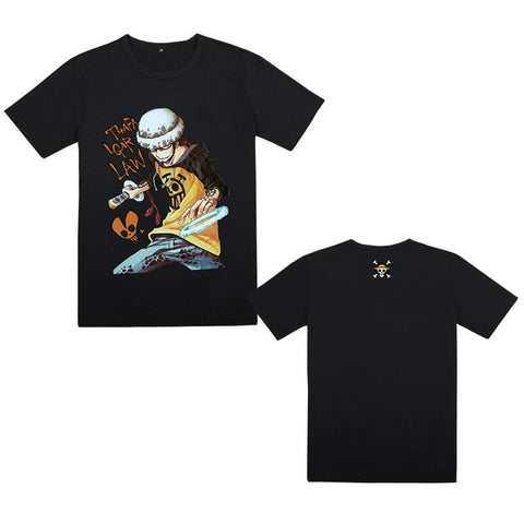 One Piece Trafalgar D. Water Law T-Shirt