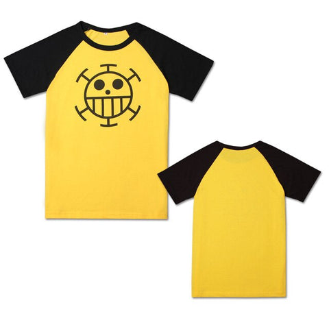 One Piece Signature Trafalgar Law T-Shirt