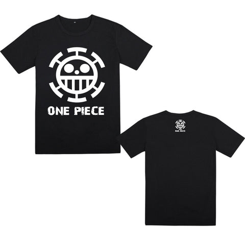 One Piece Trafalgar Law Jolly Roger T-Shirt