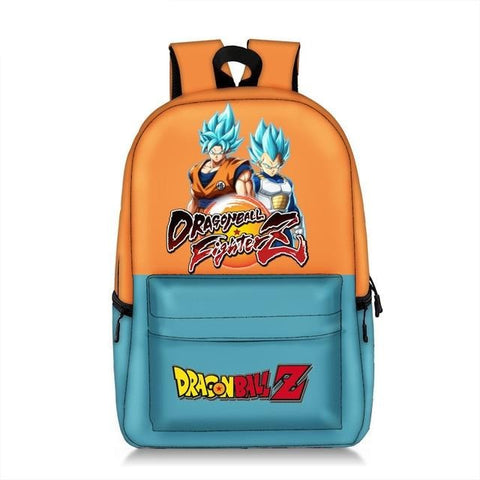 Dragon Ball Z Fighter Backpack