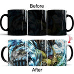 One Piece Knight of The Sea Jinbe Color Changing Mug Cup