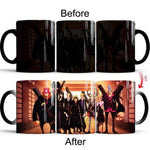 One Piece Strong World The Movie Color Changing Mug Cup