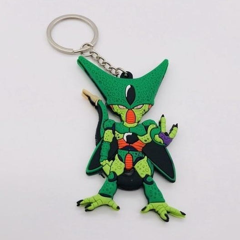 Dragon Ball Z Ultimate Cell Keychain