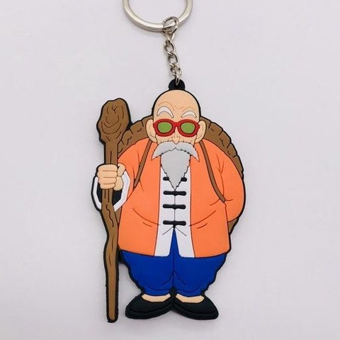 Dragon Ball Z Master Roshi Keychain
