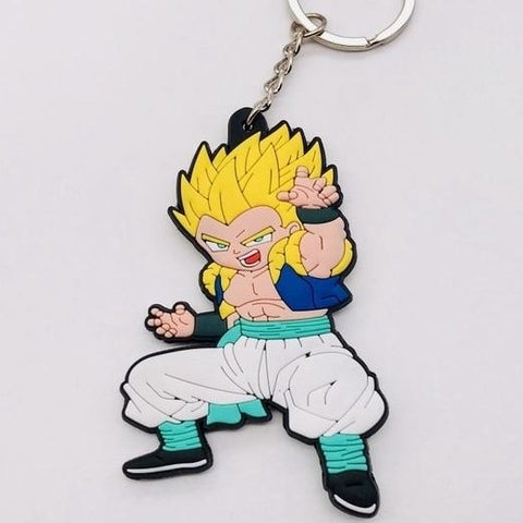 Dragon Ball Z Gotenks Keychain