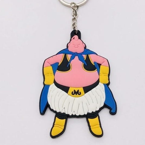 Dragon Ball Z Majin Buu Keychain