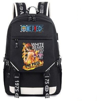 One Piece Portgas D. Ace Backpack