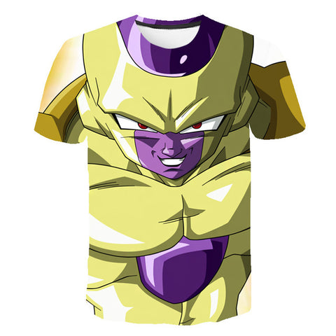 Dragon Ball Z Golden Frieza T-Shirt