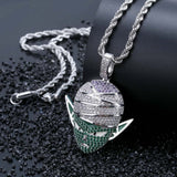 Dragon Ball Z Piccolo Pendant Necklace