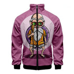 Dragon Ball Z Master Roshi God of Martial Arts Jacket