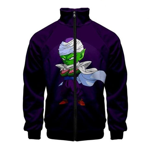 Dragon Ball Z Piccolo Junior Super Saiyan Jacket