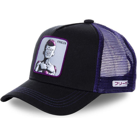 Dragon Ball Z Purple Freeza Snapback